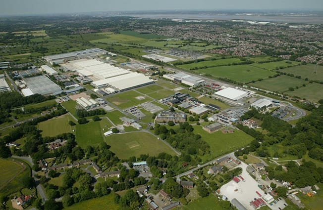 Capenhurst Technology Park