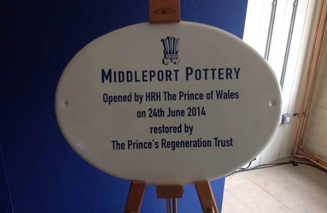 Middleport Potteries