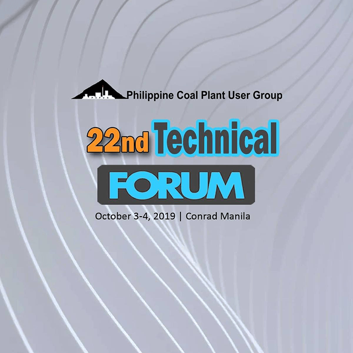 Philippine Coal Plant User Group 2019