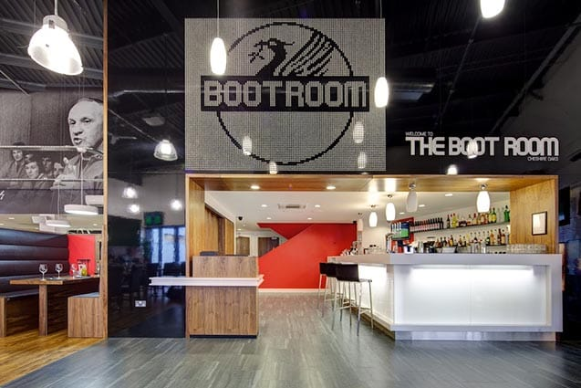 The Bootroom Restaurant