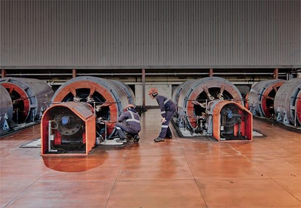 Tata Steel - Troste Works