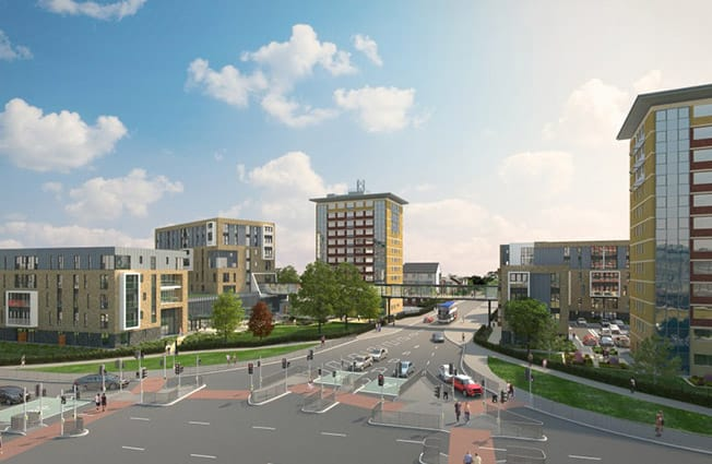 Wythenshawe Village 135 Extra Care Scheme