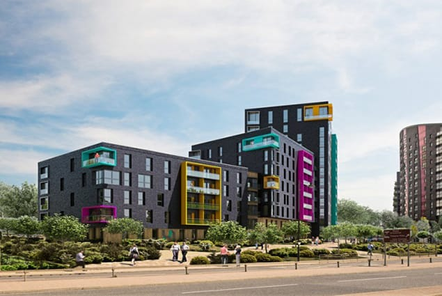 X1 Aire Residential Development