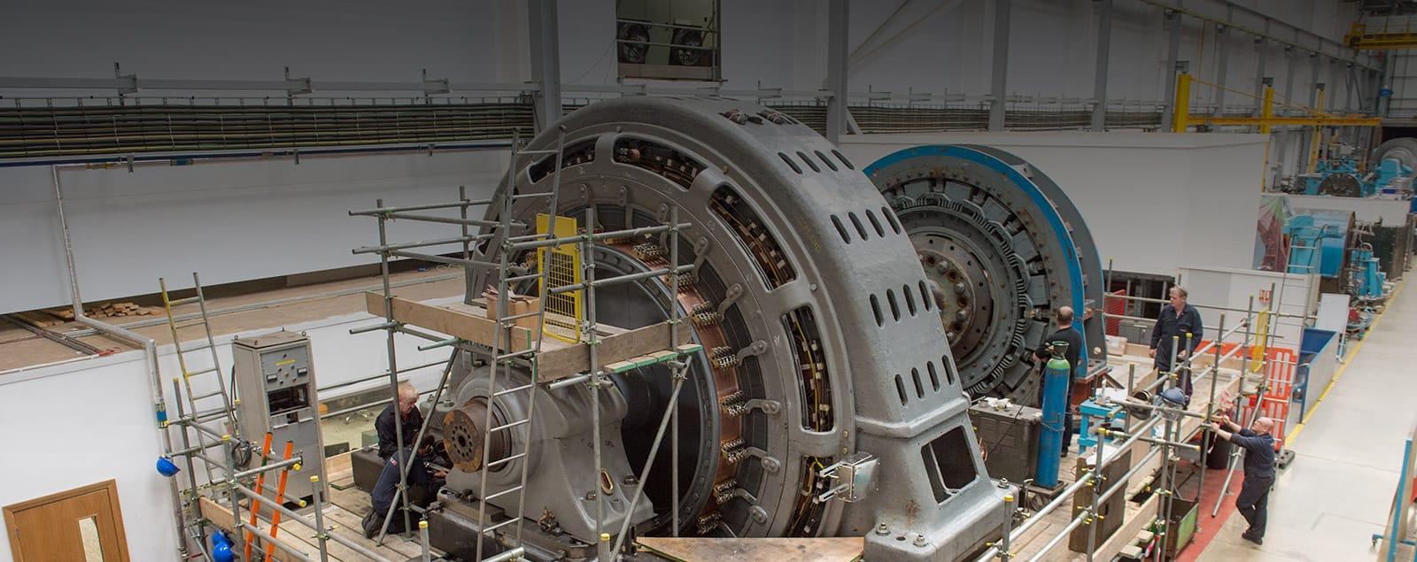 rotating machine